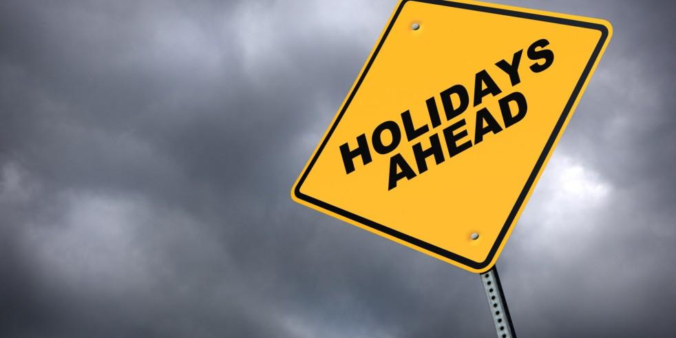 Holidays Ahead