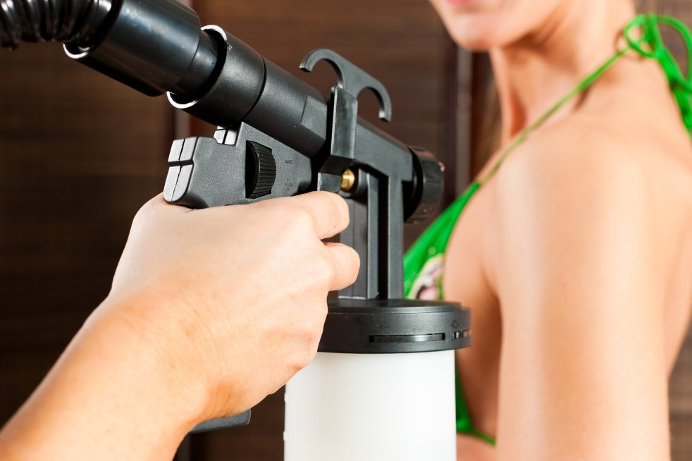 Spray-Tan