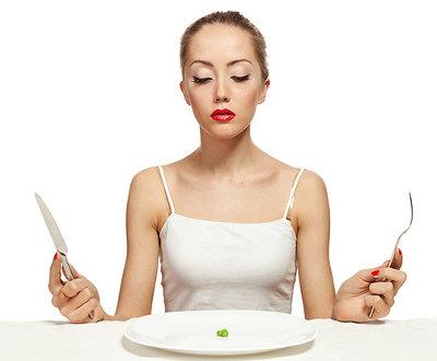 dieting-lady